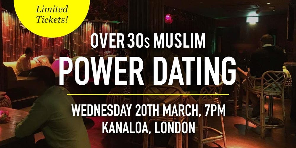 muslim dating events in london