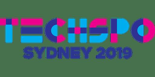 TECHSPO Sydney 2019 Technology Expo (Internet ~ Mobile ~ AdTech ~ MarTech ~ SaaS)