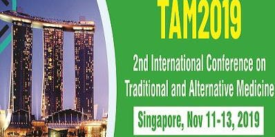 2nd International Conference on Traditional and Alternative medicine