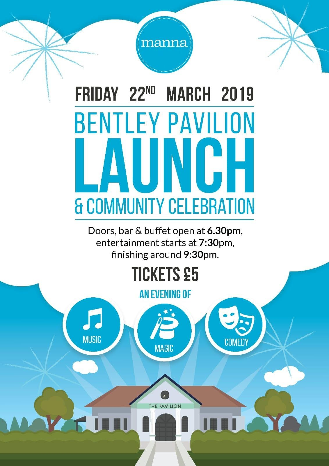 Bentley Pavilion Launch & Community Celebrati