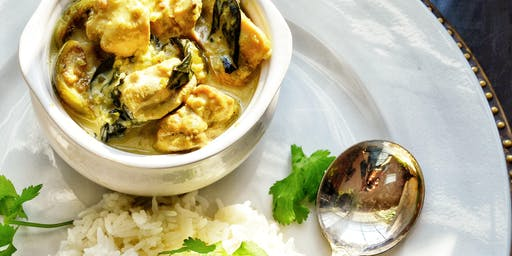 Hurry, I Want My Thai Green Chicken Curry (Cooking Class+Dinner)
