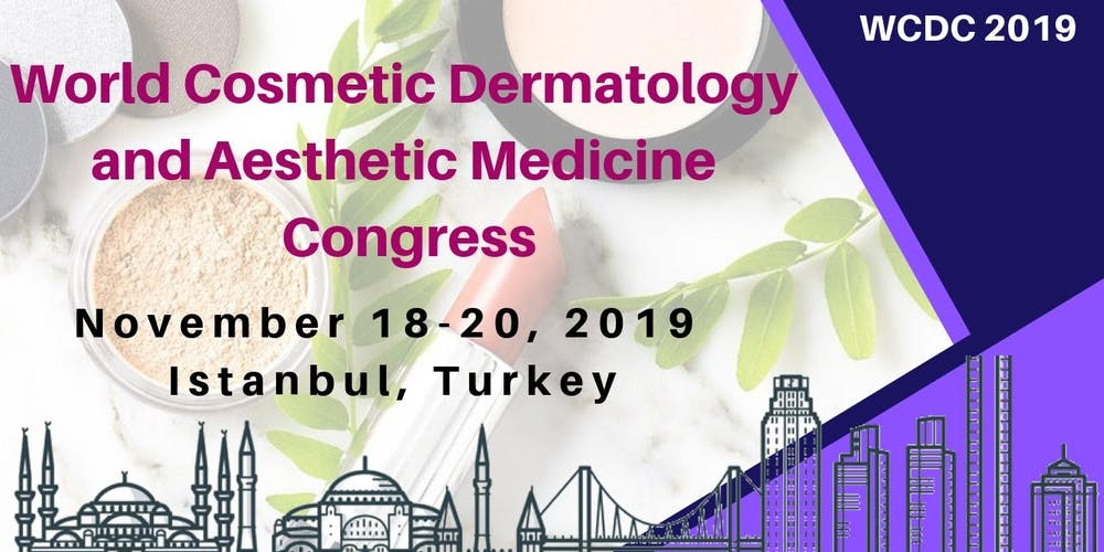 World Cosmetic Dermatology and Aesthetic Medicine Congress Tickets