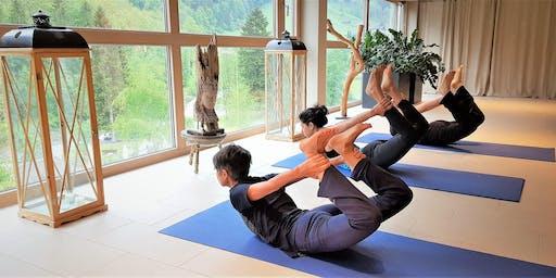 5 Tage ´Hatha Yoga & Meditation im 4*S Luxus Hotel, Wandern oder E-Bike, 2000m² Wellness