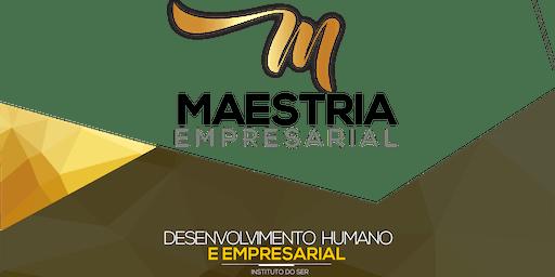 Maestria Empresarial Lauro de Freitas/Salvador