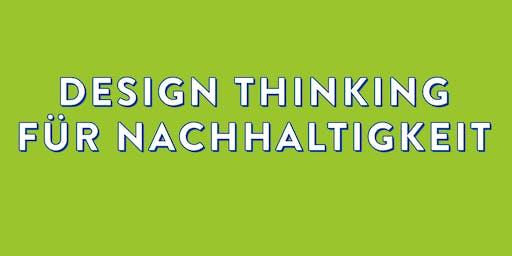 Workshop Design Thinking für Nachhaltigkeit Juli 2019