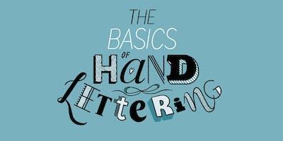 The Basics of Hand Lettering