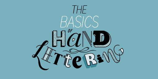 The Basics of Hand Lettering