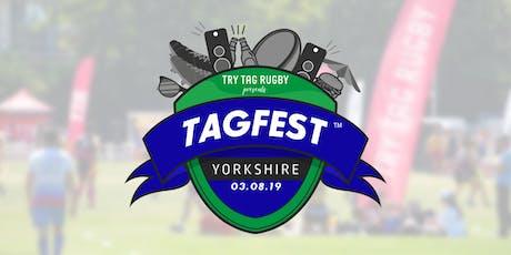 TagFest - Yorkshire tickets