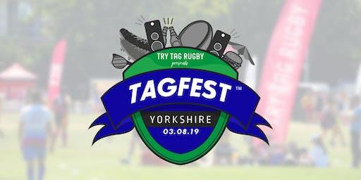 TagFest - Yorkshire