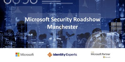 Microsoft Security Roadshow, Manchester