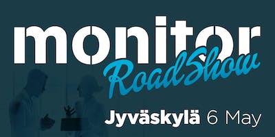 Monitor Roadshow Finland – Jyväskylä 6/5