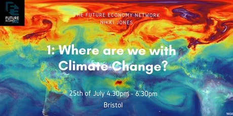 1: Where are we with Climate Change? tickets