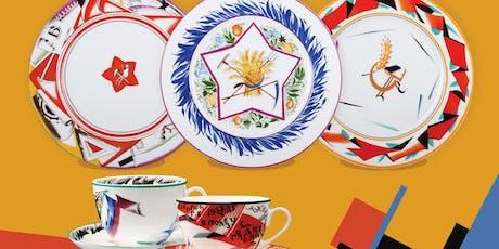 Thursday Talks: Storm in a Teapot - Russian Propaganda Porcelain  tickets