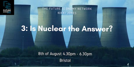 3: Is Nuclear the Answer?   tickets