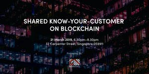 Shared Know-Your-Customer on Blockchain