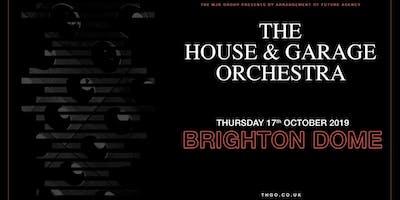 The House & Garage Orchestra (Brighton Dome, Brighton)
