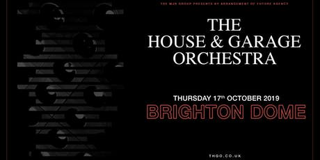The House & Garage Orchestra (Brighton Dome, Brighton) tickets