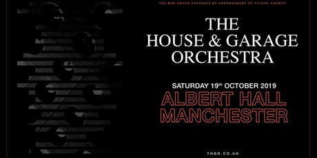 The House & Garage Orchestra (Albert Hall, Manchester) tickets