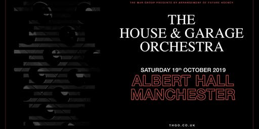 The House & Garage Orchestra (Albert Hall, Manchester)
