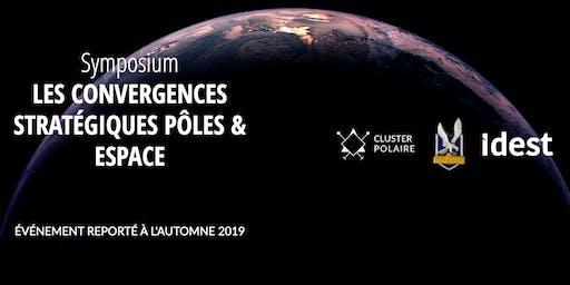 Symposium • Les Convergences stratégiques Pôles-Espace