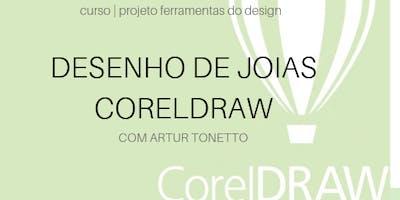 Desenho de Joias - CorelDRAW [13, 15, 17, 20 e 22 de Maio]