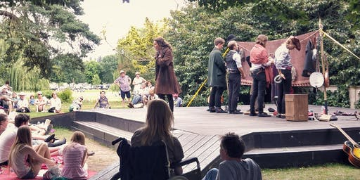 Shakespeare at the Castle - Much Ado About Nothing