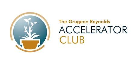 Accelerator Club September 2019 Making Tax Digital - Digital data 2 tickets