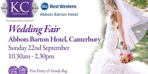 Abbots Barton Hotel Wedding Show