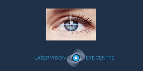 FREE Laser Eye Surgery Event, Jersey - 26th July 2019 tickets