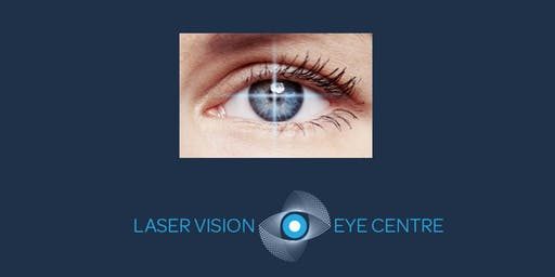 FREE Laser Eye Surgery Event, Jersey - 26th July 2019