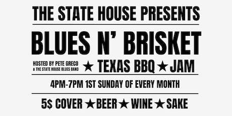 Blues N' Brisket tickets