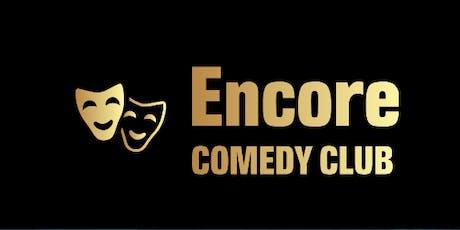 Encore Comedy Club Adaline Acres Chester Va July 2019 tickets