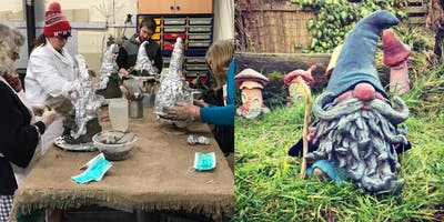 Wizards and Witches!- Full day Pal Tiya Sculpture Workshop