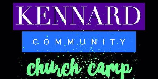 Kennard Community Church Camp (KCCC) 2019
