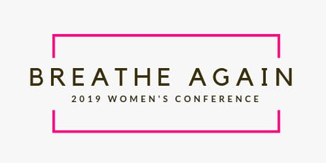 Breathe Again 2019 Conference  tickets