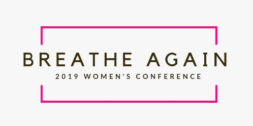 Breathe Again 2019 Conference