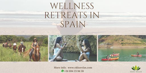 Relax 5 days surrounded by nature with yoga and outdoor activities.