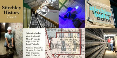 Stirchley Baths Heritage Tours 2019