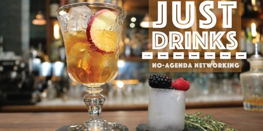 'Just Drinks' | Save The Date!