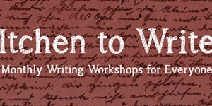 Itchen to Write: Found Poetry Workshop