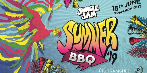 Jungle Jam (Tramshed, Cardiff)