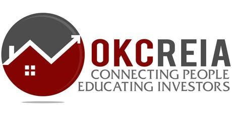 OKC Real Estate Investors Association Monthly Networking & Training Meeting tickets