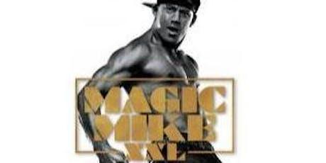Magic Mike XXL - Outdoor Cinema - Essex Alfresco Cinema tickets