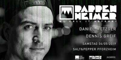Salt&Pepper pres. Pappenheimer