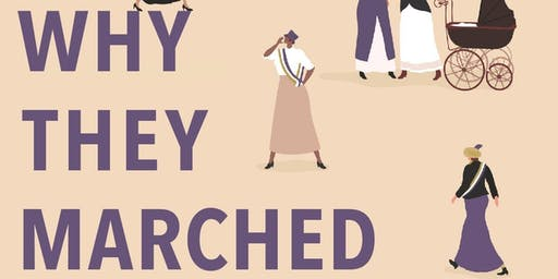 """Author Talk: Susan Ware """"Why They Marched"""""""