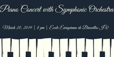 Piano Concert With Symphonic Orchestra