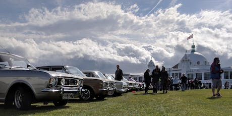 Whitley Bay Classic Car Show 2019 tickets