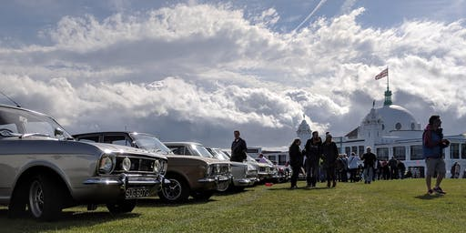 Whitley Bay Classic Car Show 2019