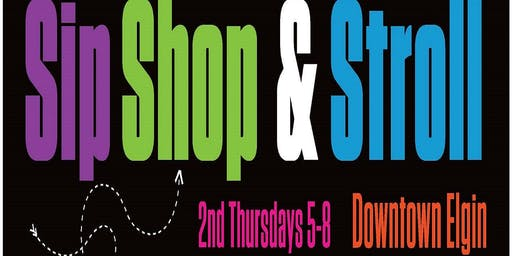 Sip Shop & Stroll