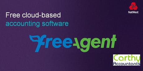 Making Tax Digital - FreeAgent training Stafford. Free drop in sessions tickets